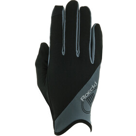 Roeckl Jano Running Gloves black/grey